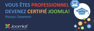 Joomla! : passez la certification Administrateur