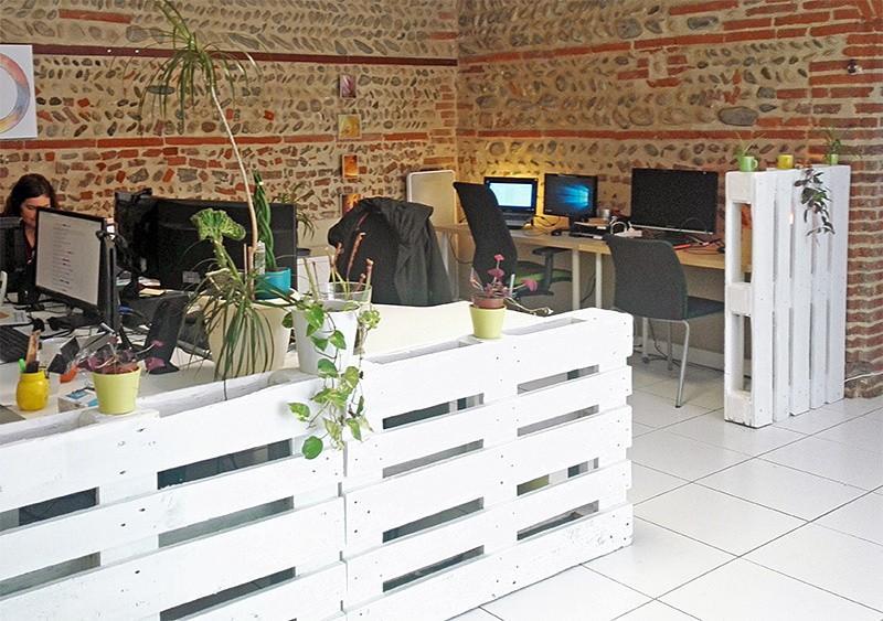 Partage bureaux nord de toulouse ☉